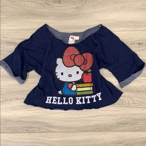 1b322d89c Sweaters - Forever 21 Women's Hello Kitty Sweater